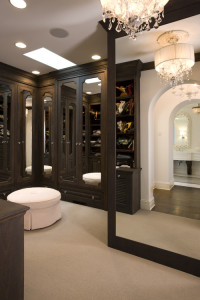 Eclectic Closet design by Minneapolis General Contractor John Kraemer & Sons